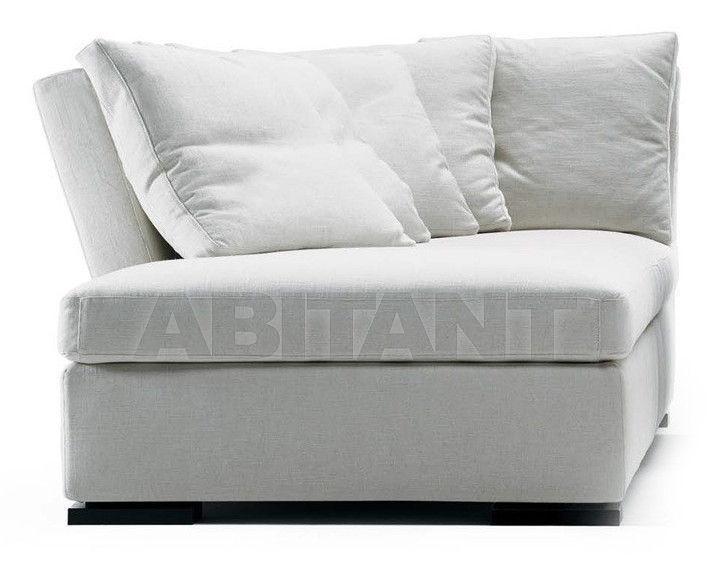 Купить Диван Biba Salotti srl Italian Design Evolution asia Terminale angolare pouf dx - sx