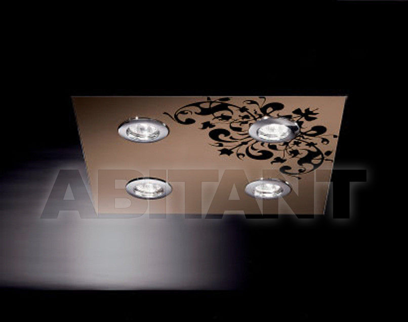 Купить Светильник Effusioni di Luce Indice Alfabetico 5040.7043