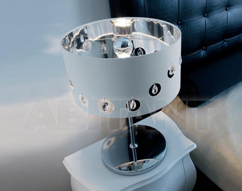 Купить Лампа настольная Effusioni di Luce Indice Alfabetico 5100.4014
