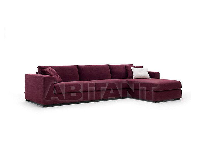 Купить Диван Biba Salotti srl Italian Design Evolution dieci Terminale dx-sx cm 206; Panca cm 178