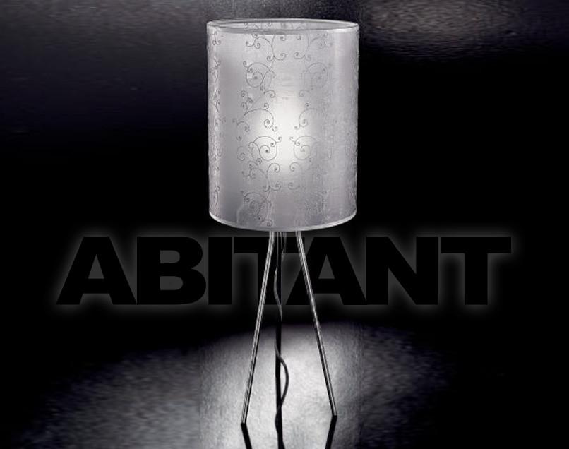 Купить Лампа настольная Effusioni di Luce Indice Alfabetico 5140.4213/d