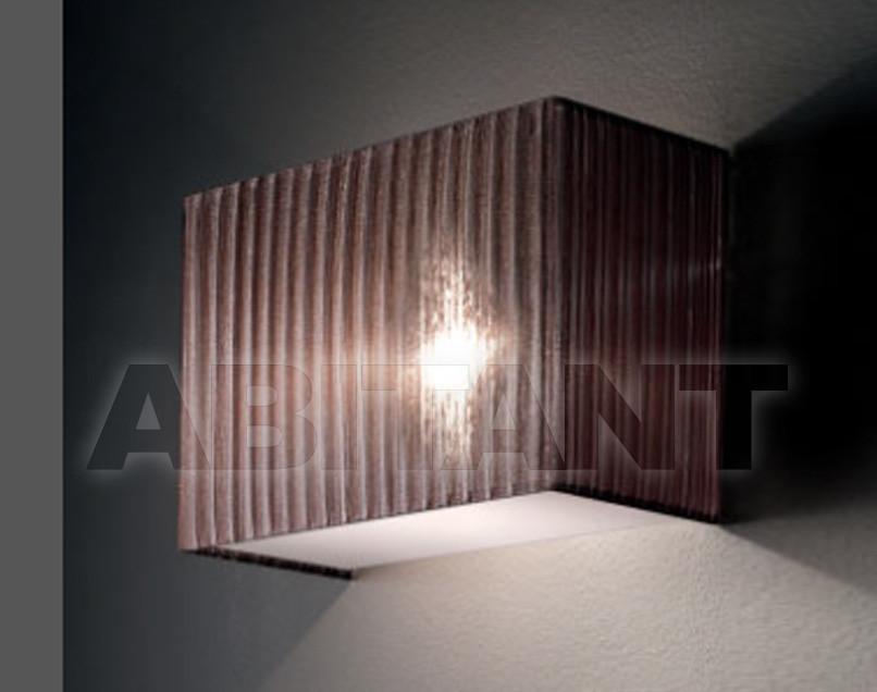 Купить Светильник настенный Effussioni di Luce Indice Alfabetico 5500.5012