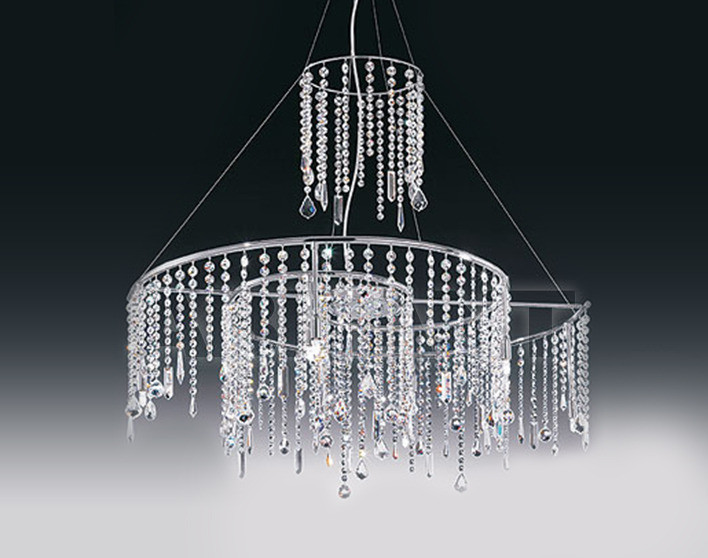 Купить Люстра Voltolina Classic Light srl Contemporary SILK GAMMA