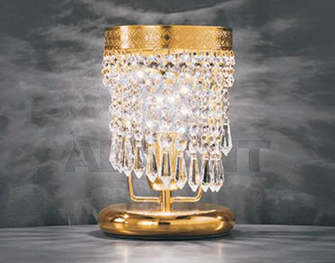 Купить Лампа настольная Voltolina Classic Light srl Cristallo TWISTER Table lamp 1L