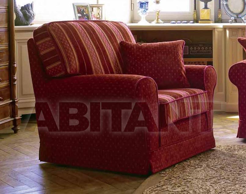 Купить Кресло Biba Salotti srl Classico principe Poltrona cm 90