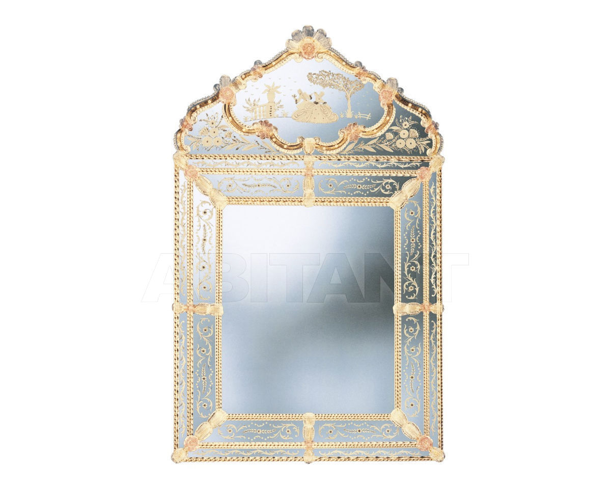 Купить Зеркало настенное Arte di Murano MIRRORS 202/S