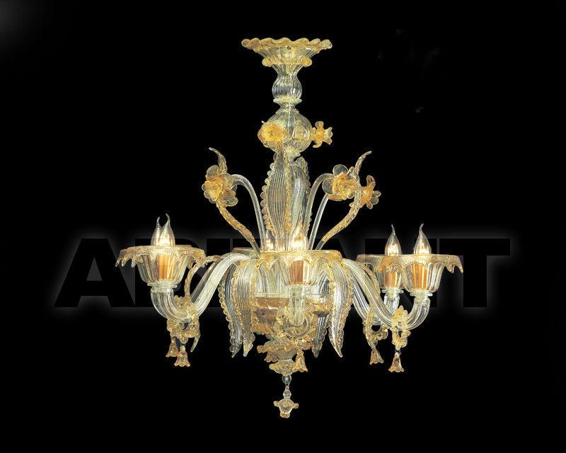 Купить Люстра Arte di Murano Lighting Classic 6823 6