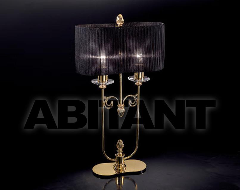 Купить Лампа настольная Effusioni di Luce Indice Alfabetico 5020.4021