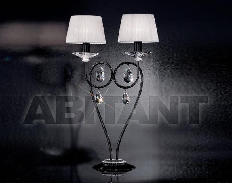 Купить Лампа настольная Effussioni di Luce Indice Alfabetico 5000.4021