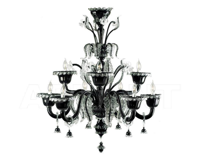 Купить Люстра Arte di Murano Lighting Classic 7413 6+3