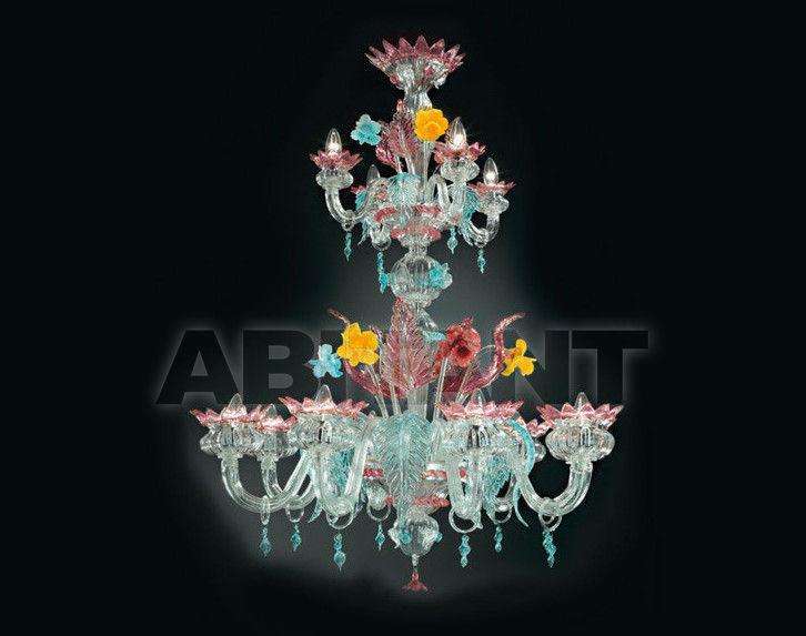 Купить Люстра Antica Murano Artistic Chandeliers 2228/8+4
