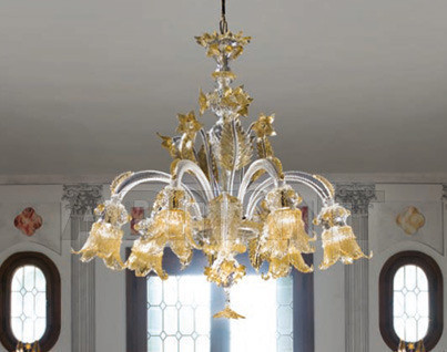 Купить Люстра Antica Murano Artistic Chandeliers 2232/6