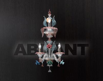Купить Светильник настенный Antica Murano Artistic Chandeliers 3301/A2+1
