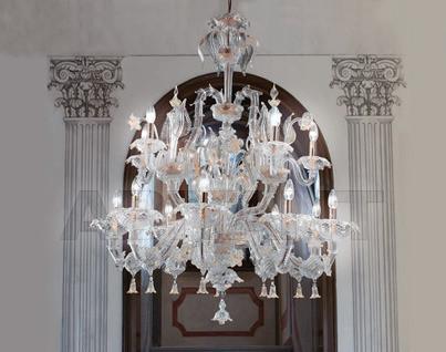 Купить Люстра Antica Murano Artistic Chandeliers 3302/9+6