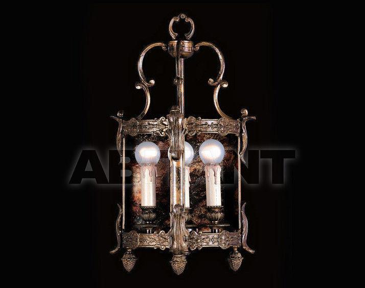 Купить Светильник настенный Badari Lighting Half Lanterns A6-359/3