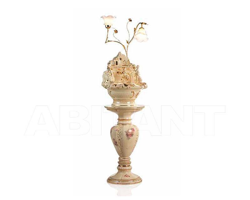 Купить Фонтан декоративный Ceramiche Lorenzon  Fontane L.682/AVOLF