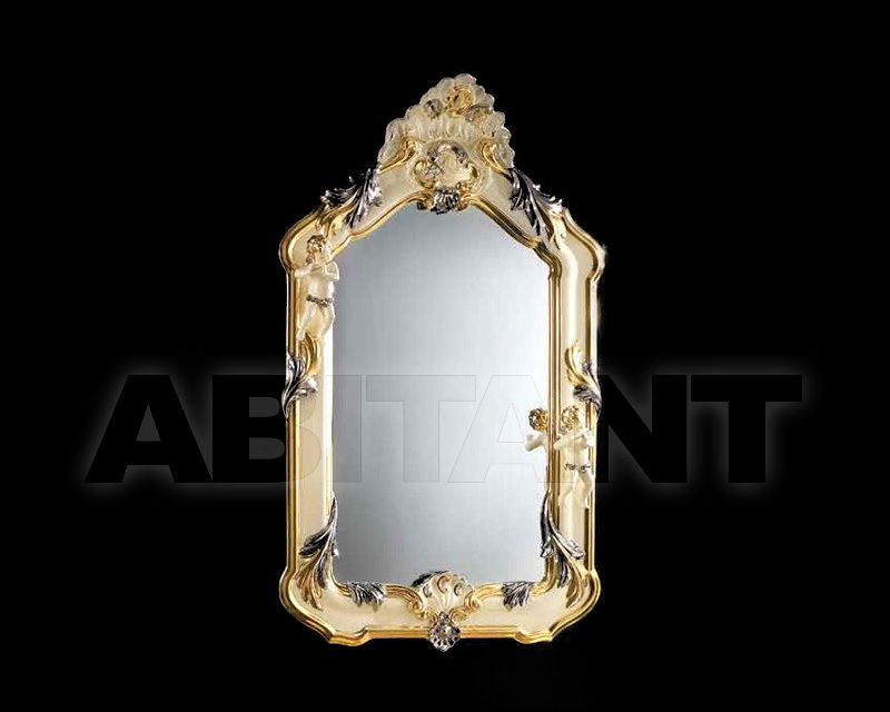 Купить Зеркало настенное Ceramiche Lorenzon  Specchi L.633/AVOP