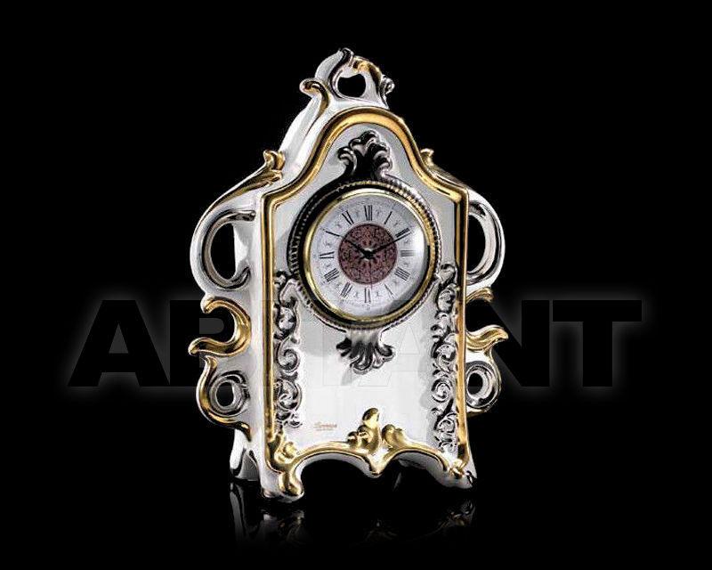 Купить Часы настольные Ceramiche Lorenzon  Complementi L.662/BOP