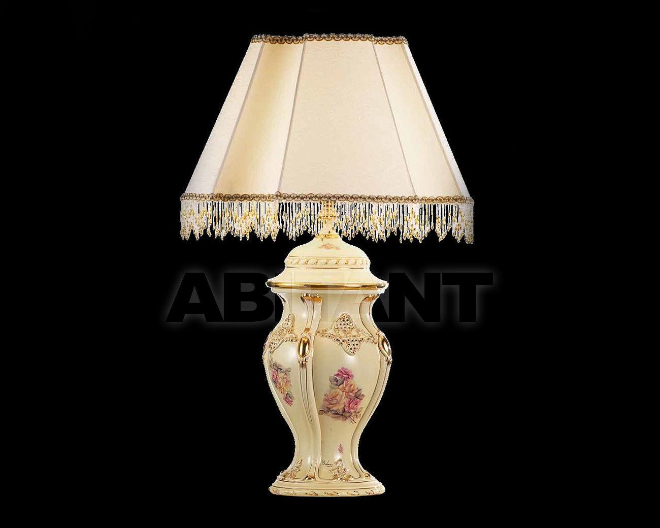 Купить Лампа настольная Ceramiche Lorenzon  Luce L.749/I/AVOL