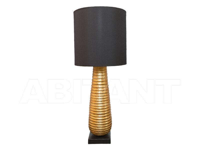 Купить Лампа настольная GOLD Saint Babila by Rivolta GOLD