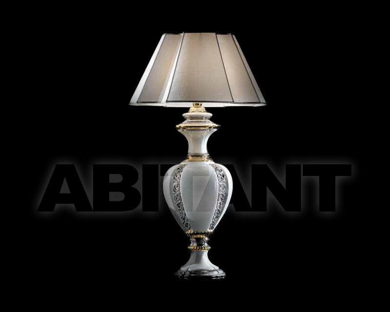 Купить Лампа настольная Ceramiche Lorenzon  Luce L.670/BOPL