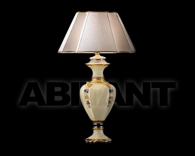 Купить Лампа настольная Ceramiche Lorenzon  Luce L.672/R/AVOPL