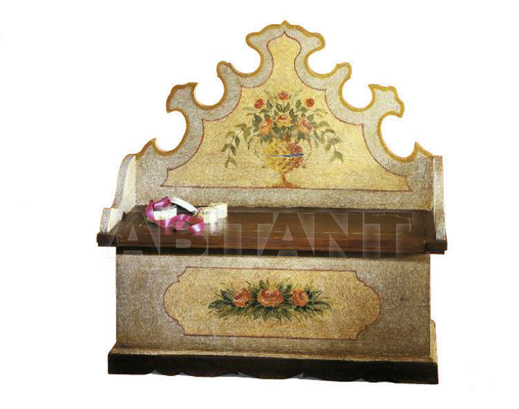 Купить Скамейка Mobili di Castello Decorati md 6704