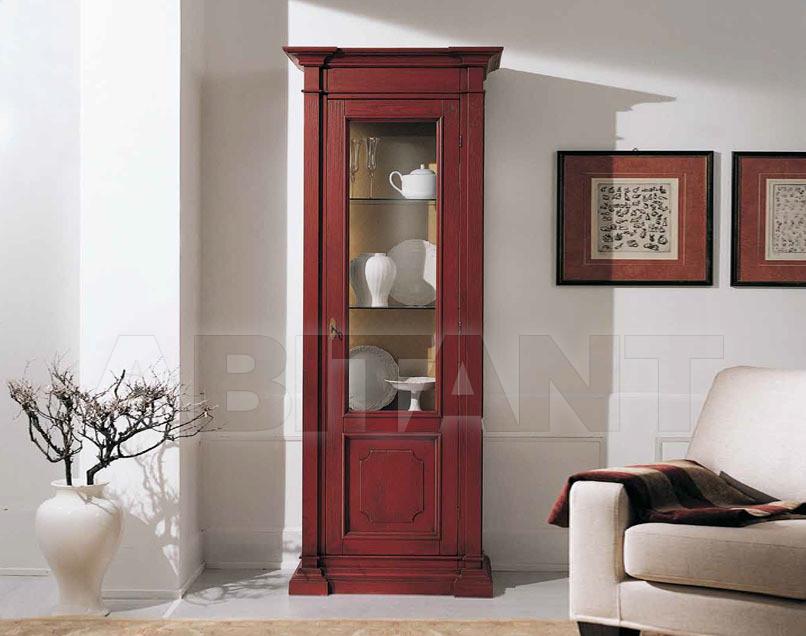 Купить Витрина Rossin & Braggion Abitare-nel-classico Art. 92 Vetrina 1 porta