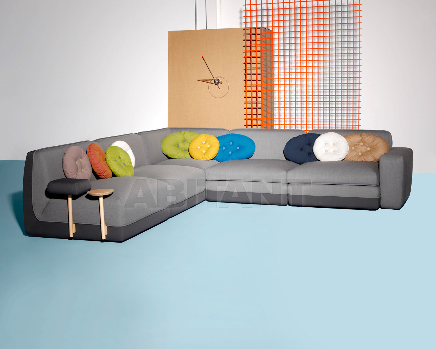 Купить Диван Party Sancal Diseno, S.L. Sofa 4*277.121.K.V+277.161+277.135.D+277.138.K.I