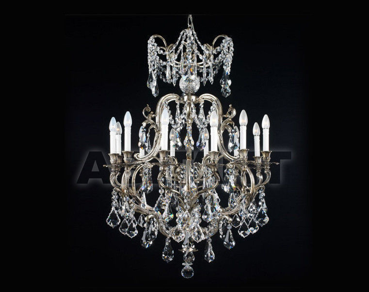 Купить Люстра Badari Lighting Candeliers With Crystals B4-22/12