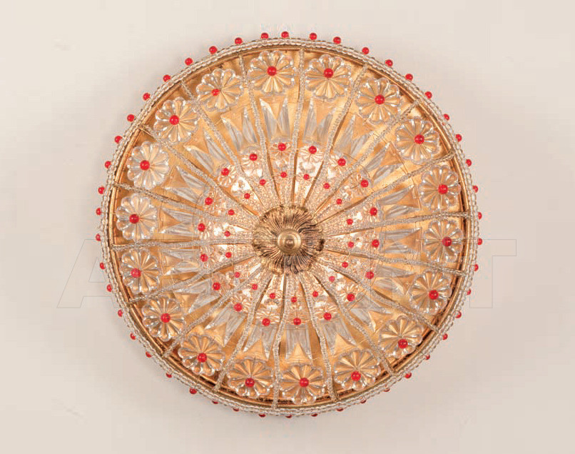 Купить Светильник настенный Nuova Montart History Book 1 1329/6PL