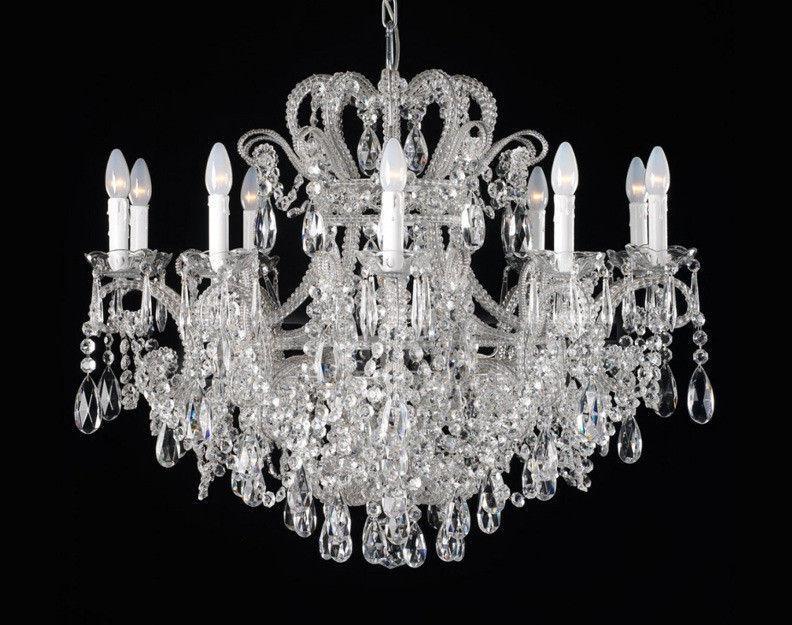 Купить Люстра Badari Lighting Candeliers With Crystals B4-43/10