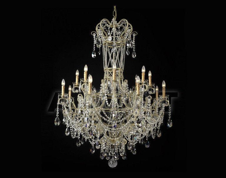 Купить Люстра Badari Lighting Candeliers With Crystals B4-43/16