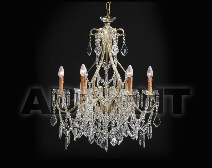 Купить Люстра Badari Lighting Candeliers With Crystals B4-31/6