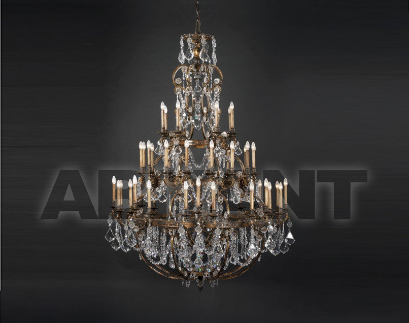 Купить Люстра Badari Lighting Candeliers With Crystals B4-443/48