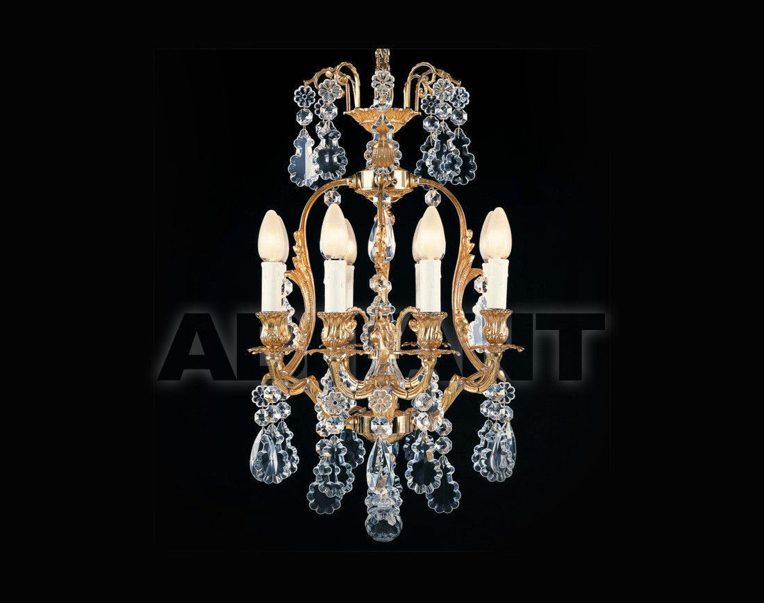 Купить Люстра Badari Lighting Candeliers With Crystals B4-25/8
