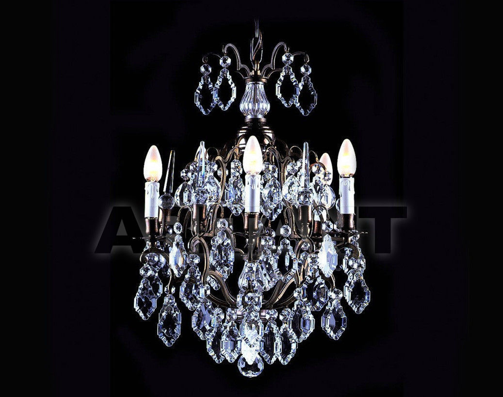 Купить Люстра Badari Lighting Candeliers With Crystals B4-250/5