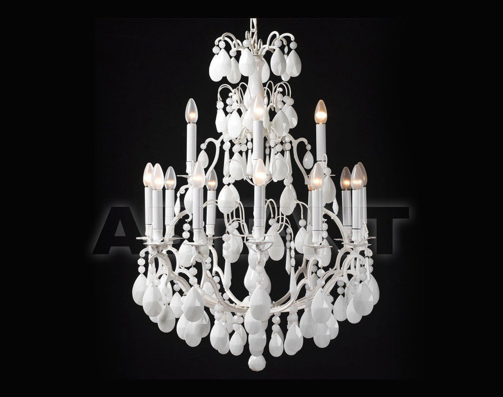 Купить Люстра Badari Lighting Candeliers With Crystals B4-1616/16WHT
