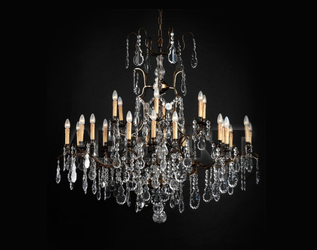 Купить Люстра Badari Lighting Candeliers With Crystals B4-826/24