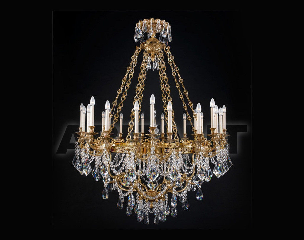Купить Люстра Badari Lighting Candeliers With Crystals B4-440/24