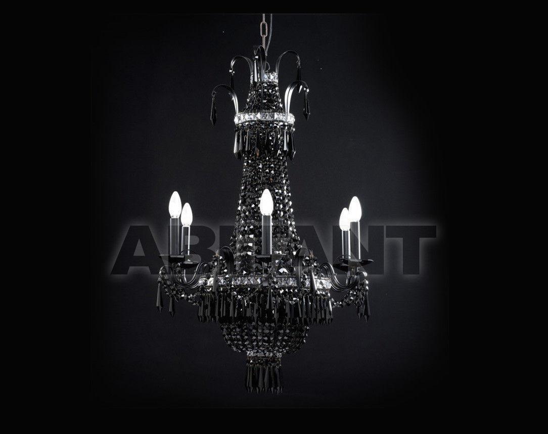 Купить Люстра Badari Lighting Candeliers With Crystals B4-TN/6BLK