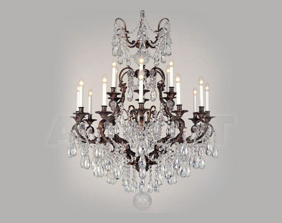 Купить Люстра Badari Lighting Candeliers With Crystals B4-33/18