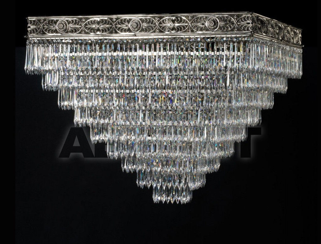 Купить Люстра Badari Lighting Candeliers With Crystals B4-708/Q12