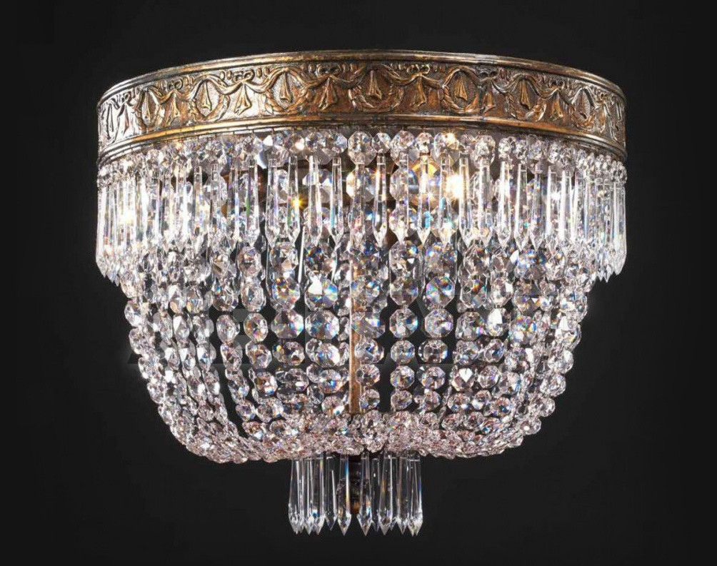 Купить Люстра Badari Lighting Candeliers With Crystals B4-706/3PL