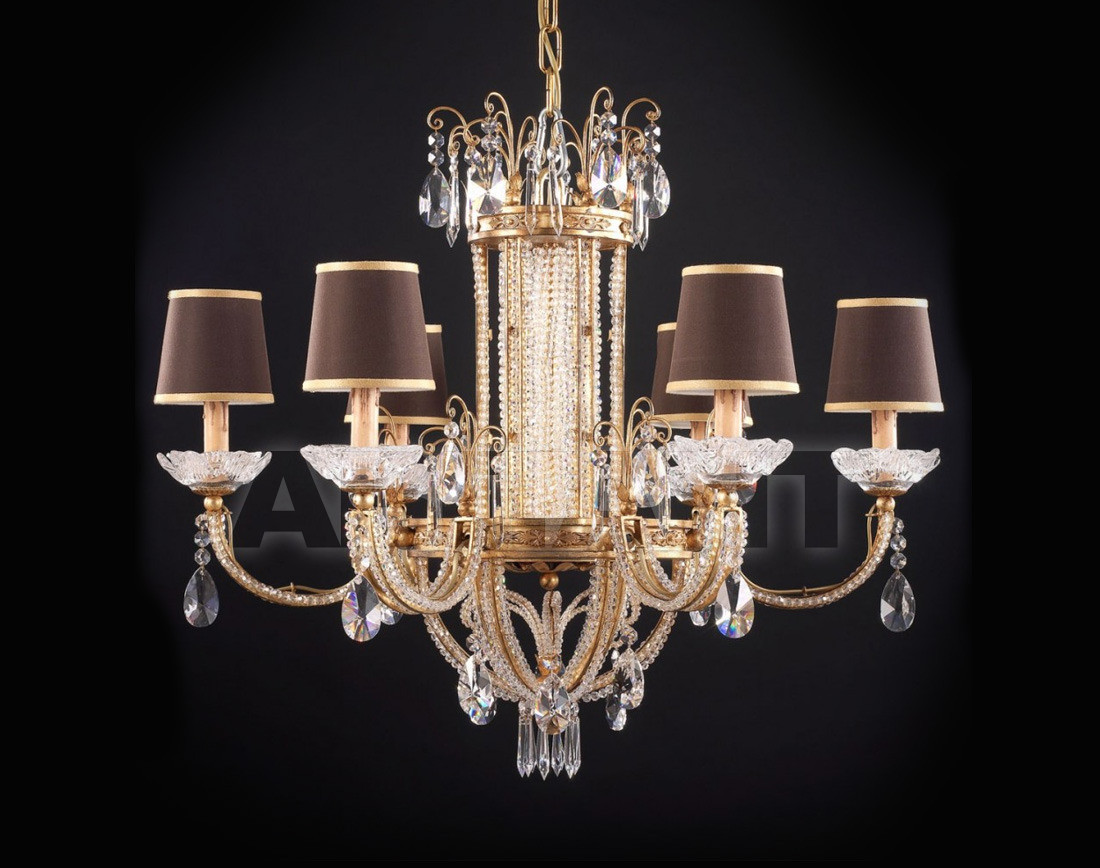 Купить Люстра Badari Lighting Candeliers With Crystals B4-60/6