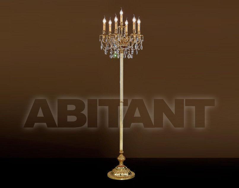 Купить Лампа напольная Possoni Illuminazione Ricordi Di Luce 093/P6+1-SW/G