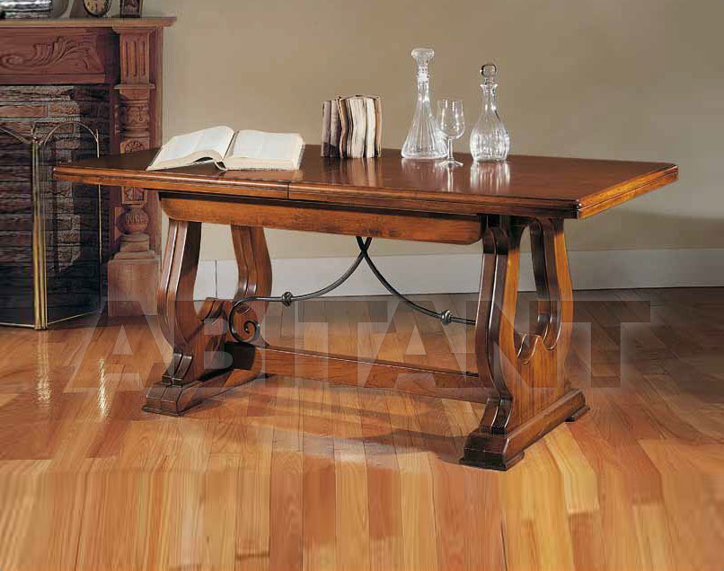 Купить Стол обеденный Rossin & Braggion Abitare-nel-classico Art. 68