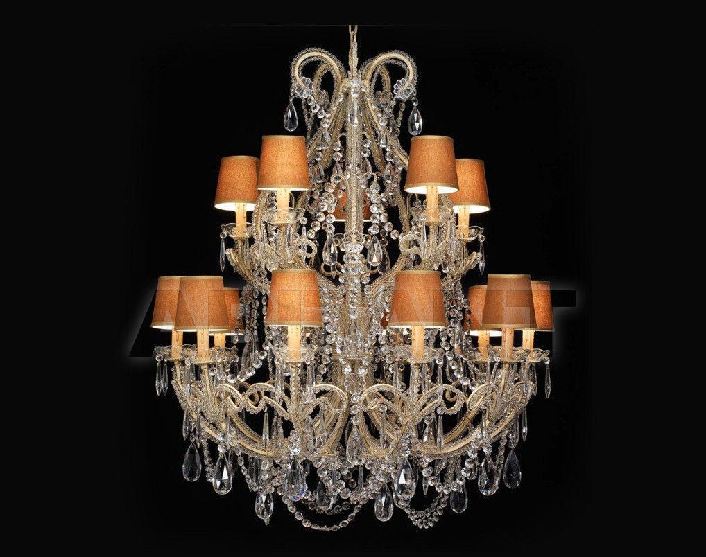 Купить Люстра Badari Lighting Candeliers With Crystals B4-49/15