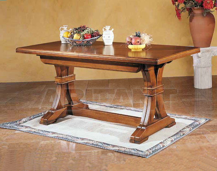 Купить Стол обеденный Rossin & Braggion Abitare-nel-classico Art. 60