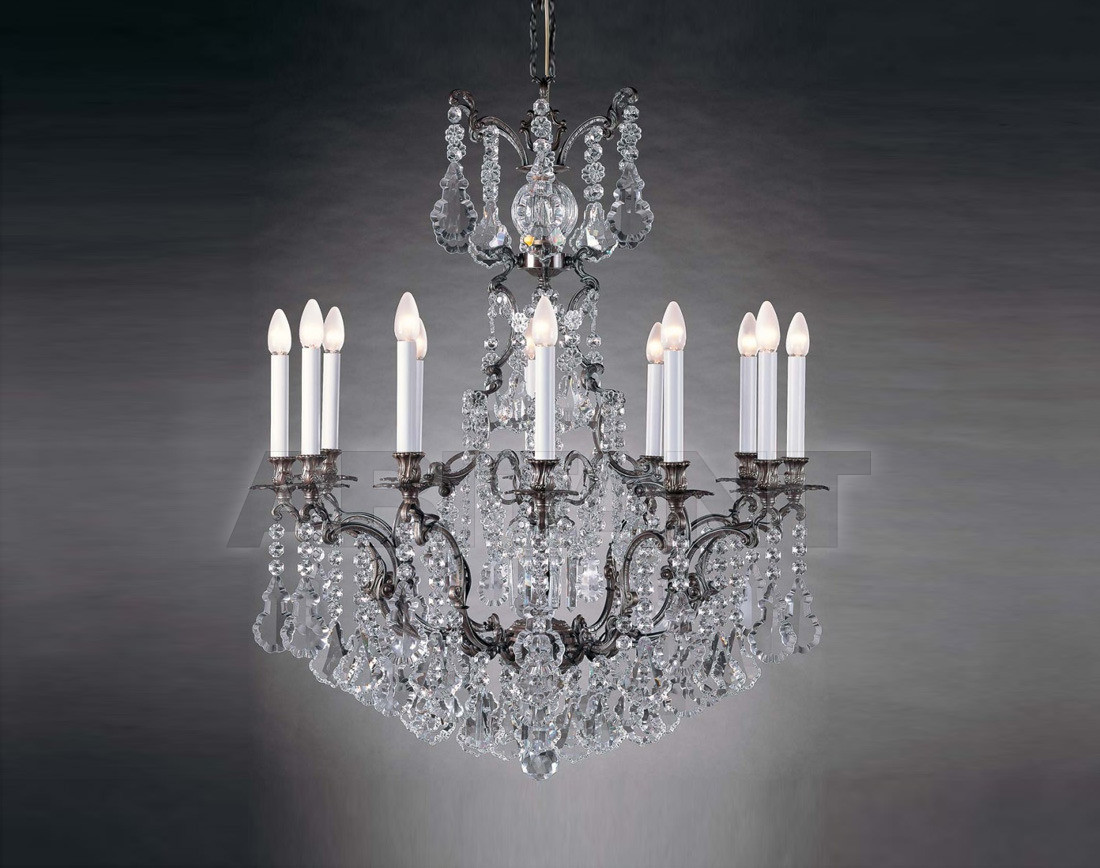 Купить Люстра Badari Lighting Candeliers With Crystals B4-45/12